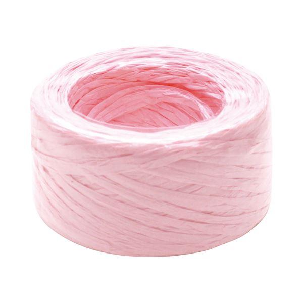 (まとめ) ササガワ ペーパーラフィット ピンク色35-7203 1巻 【×30セット】