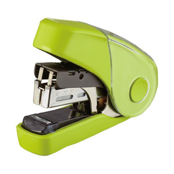 (まとめ)マックス サクリフラット HD-10FL3K/LG ライトグリーン【×50セット】 緑