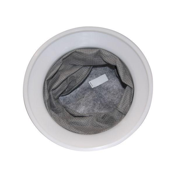 (まとめ) スイデン 乾湿両用クリーナー用布フィルター 不織布 2113571000 1個 【×5セット】