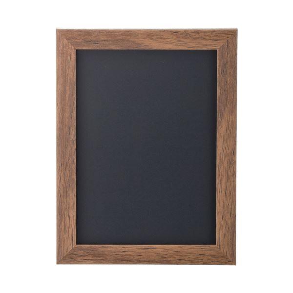 (まとめ) アスト 卓上ブラックボード A61枚 【×10セット】 黒