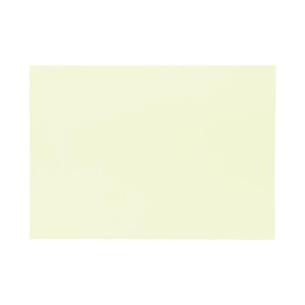 (まとめ)リンテック 色画用紙R8ツ切100枚Lグリーン NC136-8【×5セット】 緑