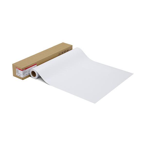 キヤノン 写真用紙 微粒面光沢 ラスター260g LFM-SGLU/24/260 24インチ610mm×30.5m 1108C003 1本