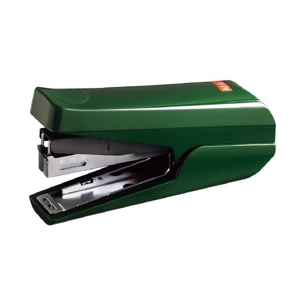 (まとめ)マックス ホッチキス HD-10TLK/G グリーン(×50セット) 緑
