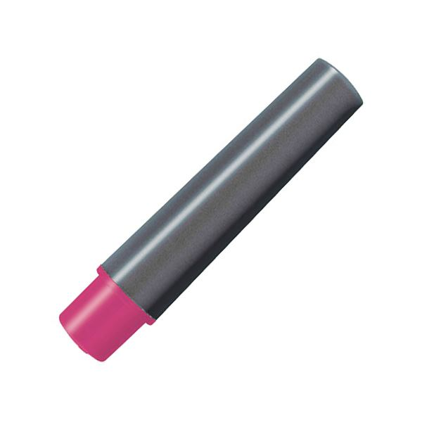 (まとめ) ゼブラ 水性マーカー紙用マッキー極細用インクカートリッジ ピンク RWYTS5-P 1パック(2本) 【×100セット】