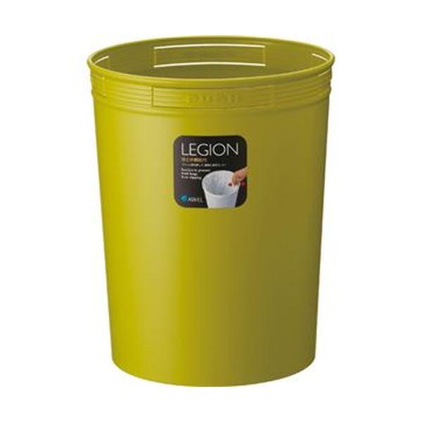 超可爱 (まとめ)アスベル レジオンBSペール M10.6L グリーン 1個【×20セット】 緑, メディアカバーマーケット 0aef7692