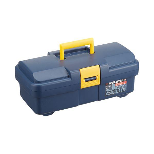 (まとめ) リングスター 工具箱ジョイクラブ JB-385 ブルー【×5セット】 青