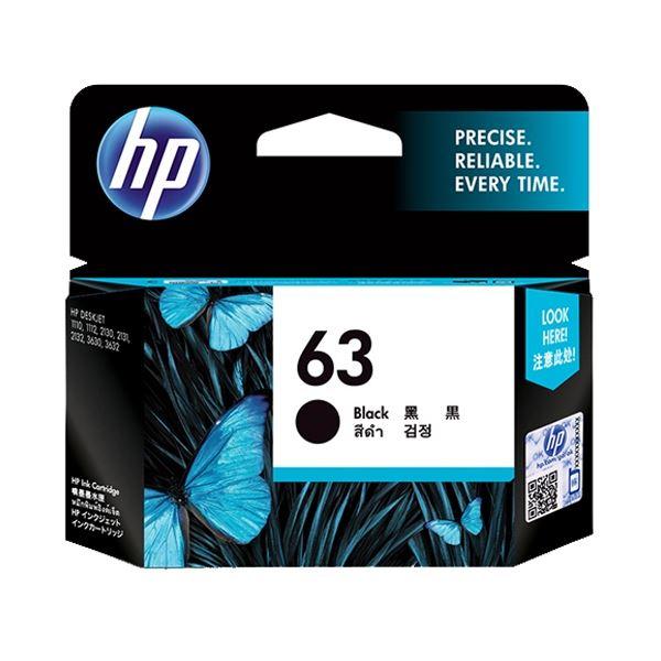 (まとめ) HP インクHP63 インクHP63 F6U62AAブラック HP (まとめ)【×5セット】, K-ワークス:69efdd7f --- harrow-unison.org.uk
