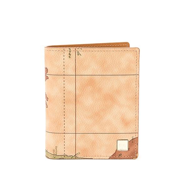 PRIMA CLASSE(プリマクラッセ) PSW5-1105 二つ折り財布(ブラウン) 茶