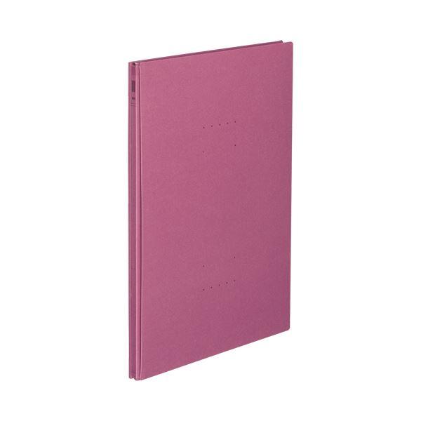 (まとめ)コクヨ ガバットファイル(NEOS)A4タテ 1000枚収容 背幅14~114mm ワインレッド フ-NE90DR 1冊 【×20セット】 赤