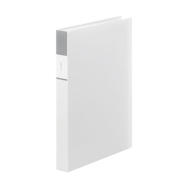 (まとめ) キングジム FAVORITESクリアーファイル(透明) A4タテ 60ポケット 背幅34mm 透明 FV166-3Tトウ 1冊 【×10セット】