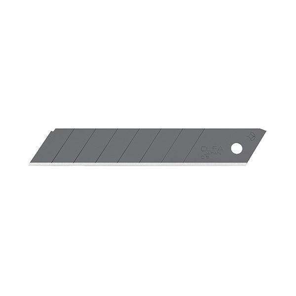 (まとめ) オルファ カッター替刃 特専黒刃 大文具専用 プラケース入 LBB10KS 1ケース(10枚) 【×50セット】