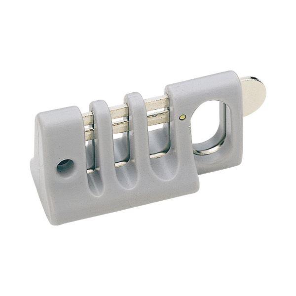 (まとめ) eセキュリティケーブル 配線 ロック SLE-12P 1個 【×10セット】