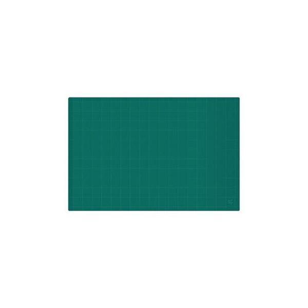 (まとめ)コクヨ カッティングマット 両面用600×900×3mm マ-44N 1枚【×3セット】
