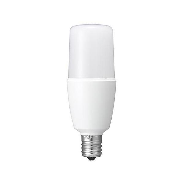5個セット YAZAWA T形LED 60W形 E17 電球色 LDT8LGE17X5