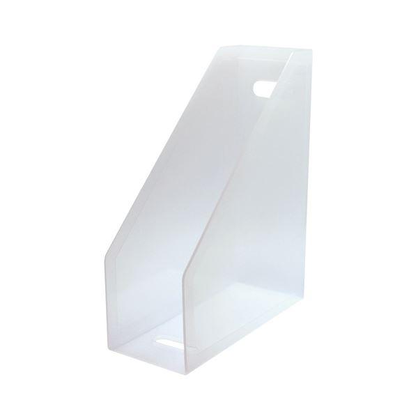 (まとめ) セキセイ クライマックスボックス A4 背幅105mm SSS-805-90クリア 1個 【×30セット】
