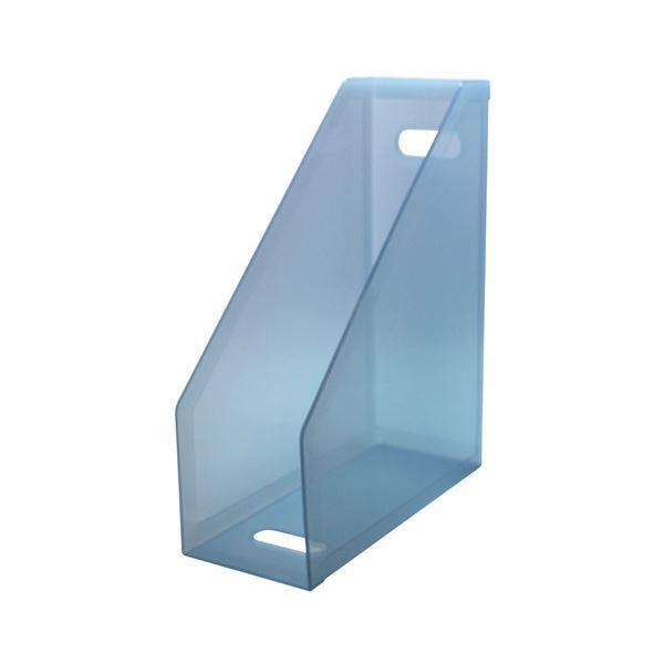 (まとめ) セキセイ クライマックスボックス A4 背幅105mm SSS-805-10ブルー 1個 【×30セット】 青