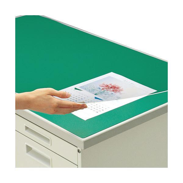 コクヨ デスク (テーブル 机) マット硬質(アクリル製)ダブル(下敷付)987×687mm マ-107 1セット(5枚)
