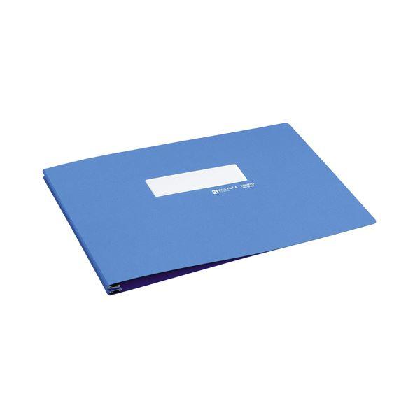 (まとめ) コクヨ データファイルA バースト用 T6~11×Y15 1000枚収容 青 EF-251ENB 1冊 【×10セット】