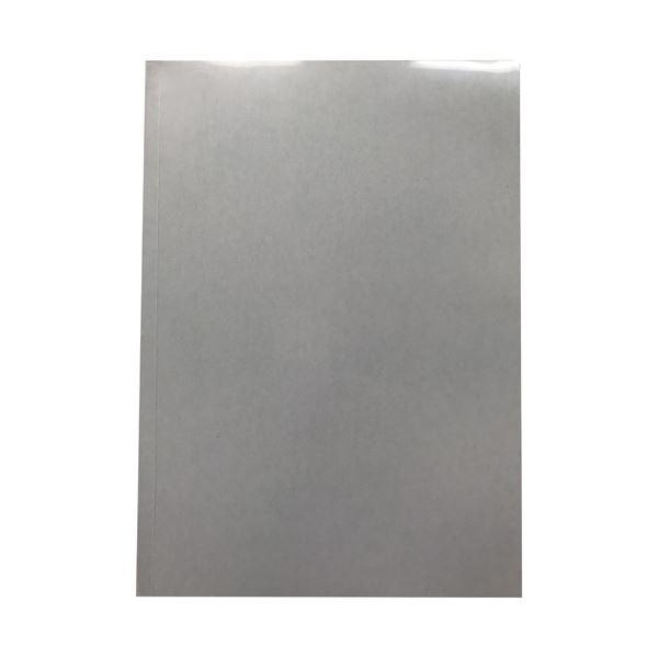 (まとめ)アコ・ブランズ シュアバインド表紙S33A4BZ-CL A4透明100枚【×5セット】