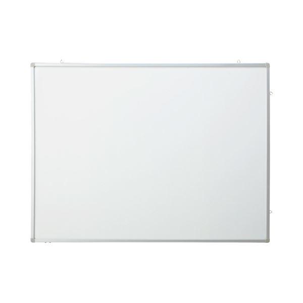 (まとめ) TANOSEE ホワイトボード 無地902×602mm 1枚 【×3セット】