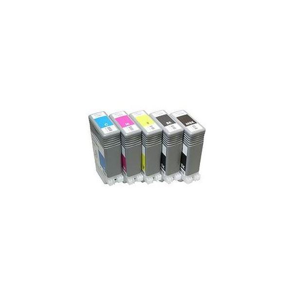 (まとめ)グラフテック インクタンク ブラック 130ml 染料 IJ-91001BK 1個【×3セット】 黒