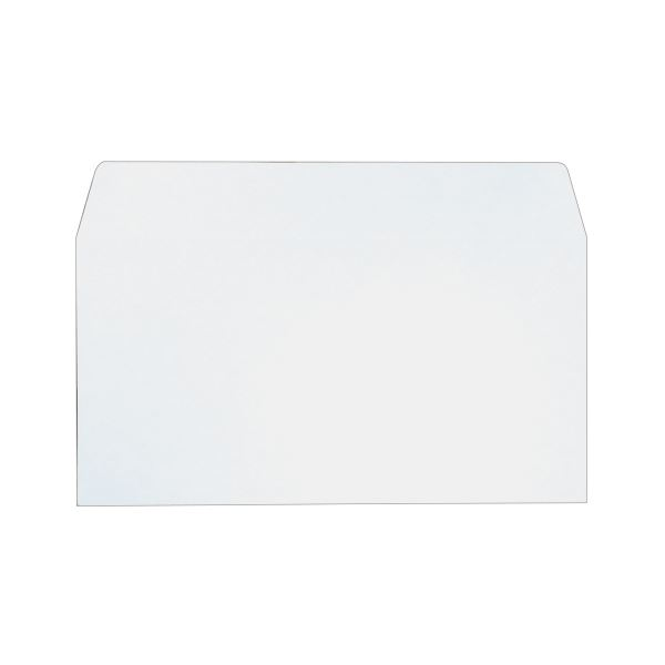 (まとめ) ハート 透けない封筒 ケント ワンタッチテープ付 洋長3 100g/m2 XEP622 1パック(100枚) 【×10セット】