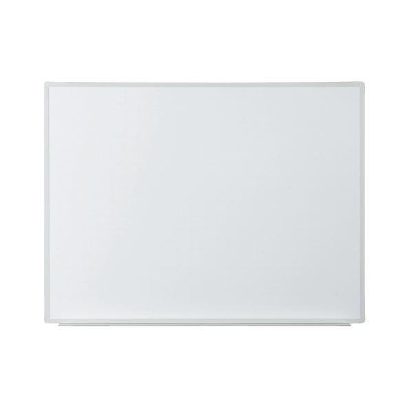 プラス 壁掛ホワイトボード 暗線ドット 幅1180mm VSK2-1209SSG 白