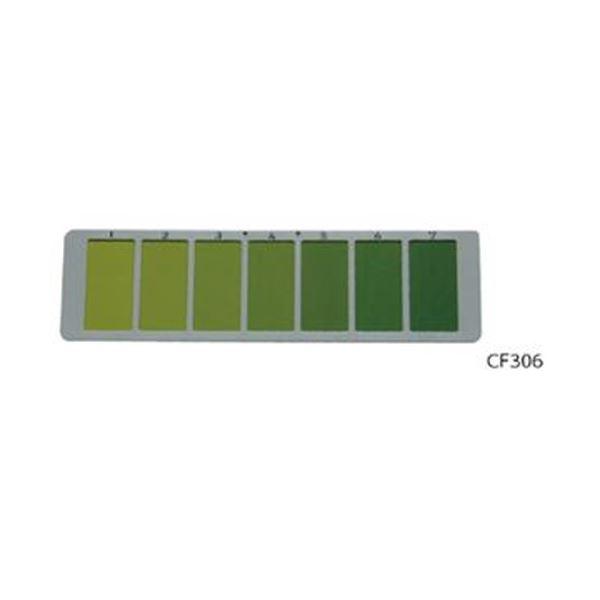 葉色カラースケール(水稲用) CF306