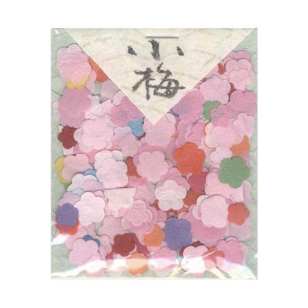(まとめ)貼り絵 805002-3 小梅多色【×30セット】