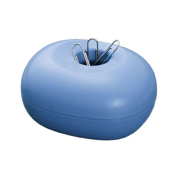 (まとめ) プラス クリップケース ブルーCP-500 1個 【×50セット】 青