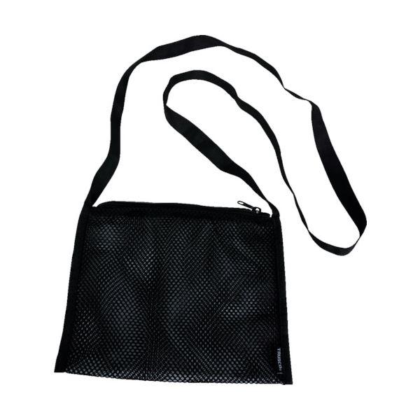 (まとめ)TRUSCO メッシュポシェットMEP-10 1袋パック10個) 【×2セット】