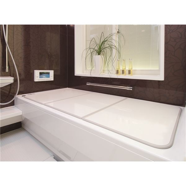 抗菌 清潔 AG 組合せふた 風呂ふた L14 75×140cm用