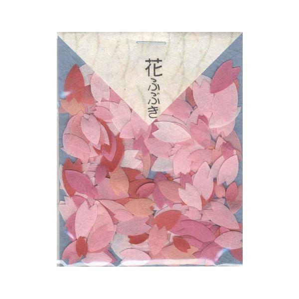 (まとめ)貼り絵 805029 花ふぶき【×30セット】