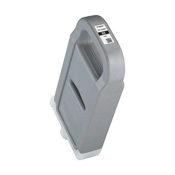 キヤノン インクタンクPFI-710BK ブラック 700ml 2354C001 1個 黒
