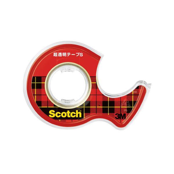 (まとめ)スリーエム ジャパン 超透明テープS 12mm×12m CC1212-D-N【×200セット】