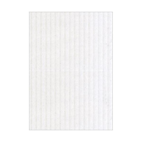 (まとめ) ヒサゴ リップルボード 薄口 A4ホワイト RBU10A4 1パック(3枚) 【×50セット】 白