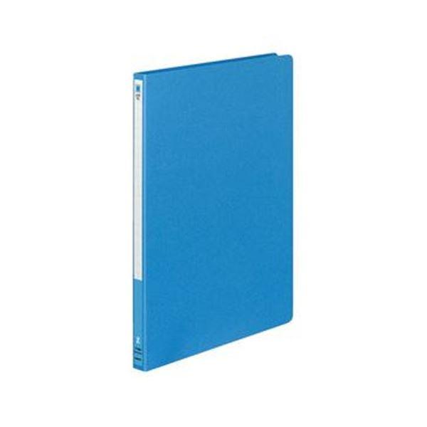 (まとめ)コクヨ レバーファイル(Mタイプ)(Z式)A4タテ 120枚収容 背幅20mm 青 フ-1300B 1セット(10冊)【×3セット】