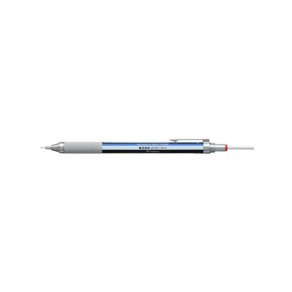 (まとめ)トンボ鉛筆 モノグラフゼロ0.5 Lブルー DPA-162C【×50セット】 青