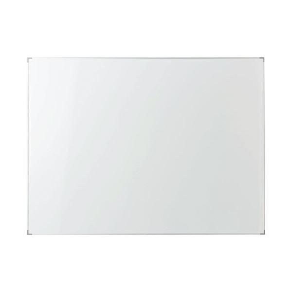 TANOSEE アルミホワイトボードW1200×H900mm 1枚 白