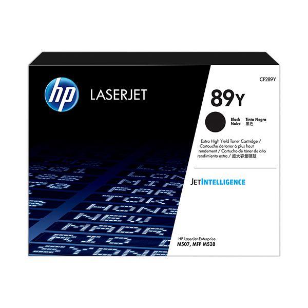 HP HP89Y トナーカートリッジ 黒CF289Y 1個