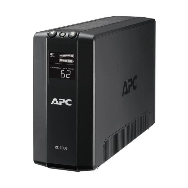 APC(シュナイダーエレクトリック)UPS 無停電電源装置 RS 400VA/240W BR400S-JP 1台