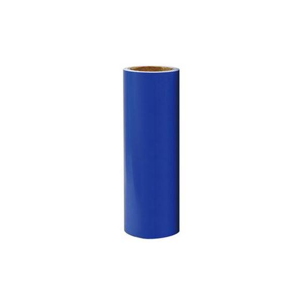 (まとめ)桜井 Hi Lucky カラーシート305mm×10m ビビッドブルー LH6094K30 1本【×3セット】 青
