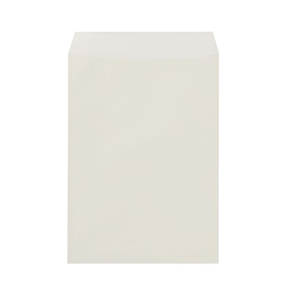 (まとめ) 寿堂 プリンター専用封筒 角2104.7g/m2 淡クリーム 10207 1パック(50枚) 【×10セット】