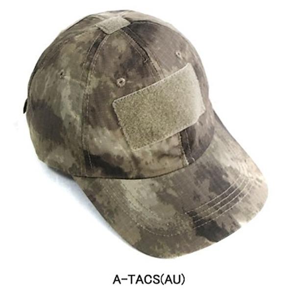 米軍 吸汗速乾リップストップ タクティカルキャップ レプリカ A-TAC
