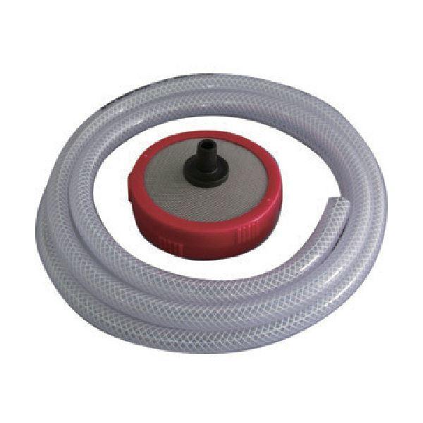 (まとめ)日動工業高圧洗浄機用溜め水給水フィルターセット NJC-WBF 1本【×3セット】