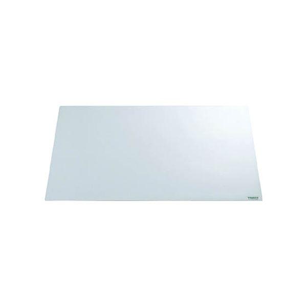 (まとめ)TRUSCO新JIS用・両面非転写デスク (テーブル 机) マット 1590×690 DMJ-167 1枚【×3セット】