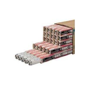 NEC 蛍光ランプ ライフラインII直管ラピッドスタート形 40W形 白色 FLR40SW/M/36 1パック(25本)