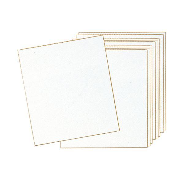 (まとめ) マルアイ 色紙(画仙紙) 240×270mm シキシ-510 1パック(10枚) 【×10セット】