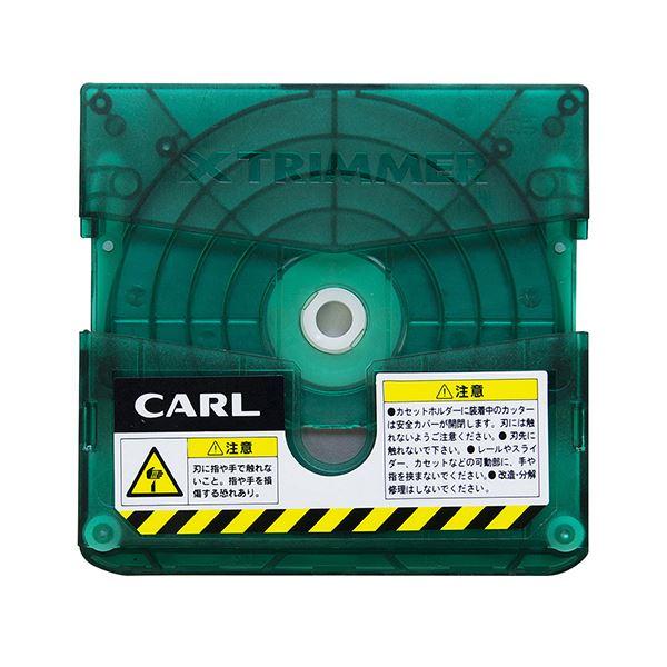 (まとめ) カール事務器 トリマー替刃 筋押しTRC-620 1個 【×10セット】