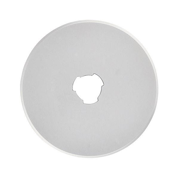(まとめ) オルファ 円形 (丸型 ラウンド) 刃45mm替刃RB45-10 1パック(10枚) 【×10セット】